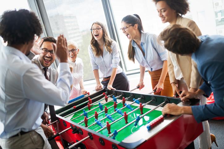 8 dinámicas de trabajo en equipo que usan las empresas