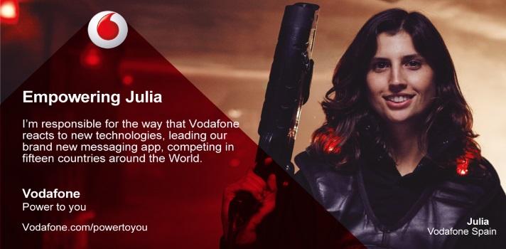 Llega una nueva edición del Discover Graduate Program de Vodafone.