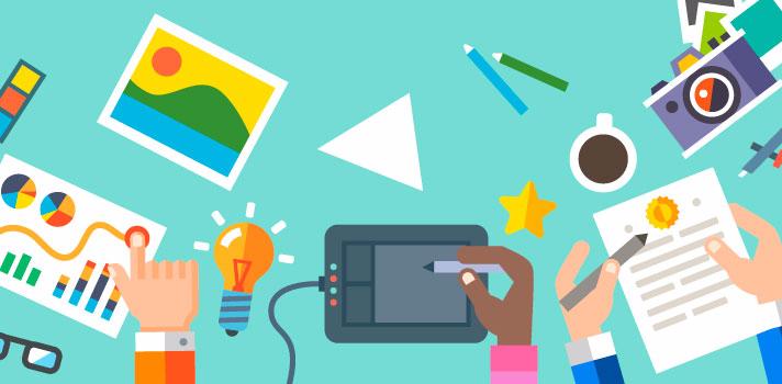 ¿Qué hace un diseñador gráfico?.