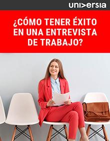 EBook: ¿Cómo tener éxito en una entrevista de trabajo?