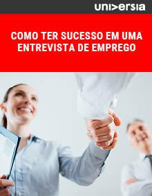 Ebook: Como ter sucesso em uma entrevista de emprego (Brasil)
