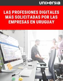 Ebook: Las profesiones digitales más solicitadas Uruguay