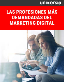 Ebook: Las profesiones más demandadas del Marketing Digital