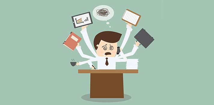 El 42% de los trabajadores menores de 35 años sufre altos niveles de estrés