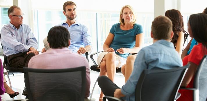 Cómo enfrentarse a una entrevista de trabajo grupal