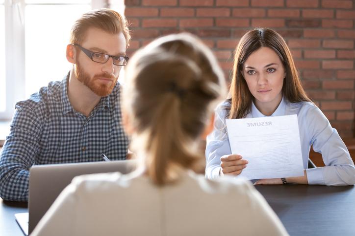 Los 5 errores en una entrevista de trabajo que debés evitar si o si