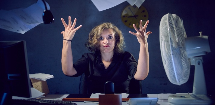 Conhece os principais sintomas de burnout?