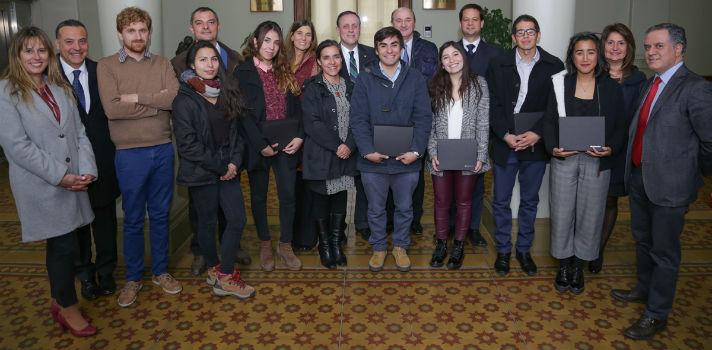 Varios alumnos tendrán la oportunidad de realizar un intercambio en la institución iberoamericana que escojan