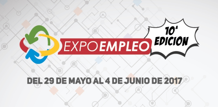 Llega la décima edición de ExpoEmpleo