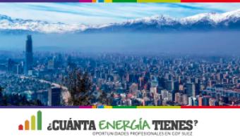 ¿Cuánta Energía Tienes? 2014: oportunidades laborales en todas las áreas y toda Latinoamérica