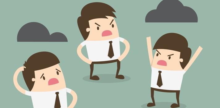 Cómo gestionar los conflictos en el trabajo