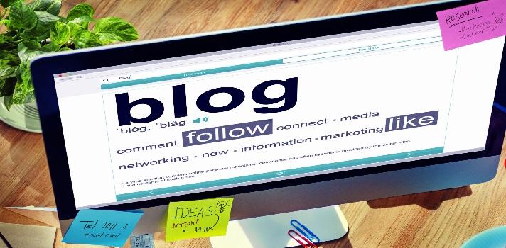 Un blog profesional puede ser un buen escaparate para ti y tus habilidades si estás buscando trabajo