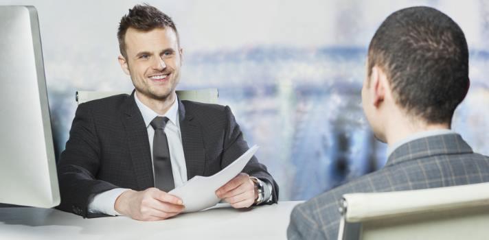 Supera tu entrevista de trabajo con éxito