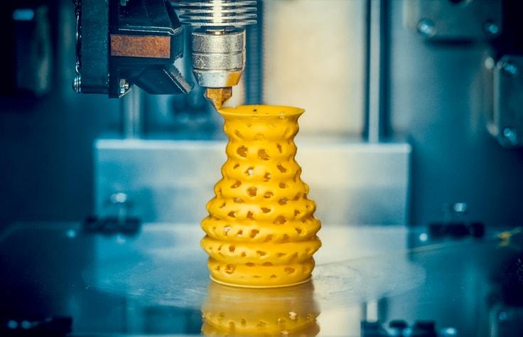Imprimir 3D: profesión de futuro
