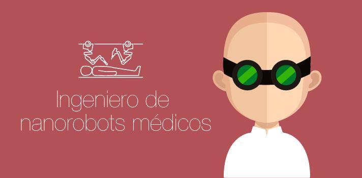 Ingeniero de nanorobots médicos