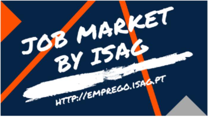 ISAG lança Job Market para fomentar o emprego entre os seus licenciados
