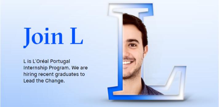 Programa de Trainees da L'Oréal com candidaturas abertas nos portais da rede Trabalhando