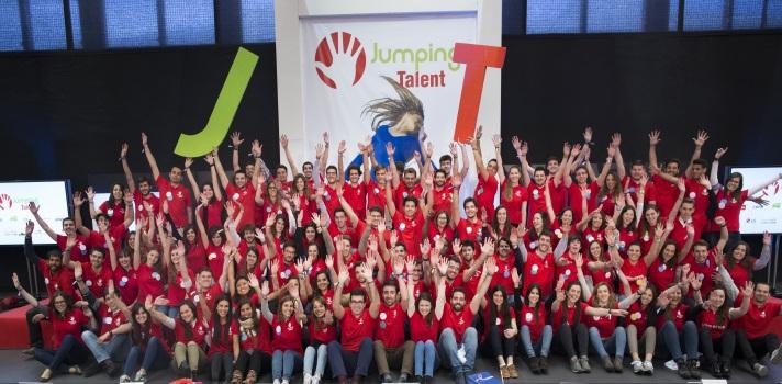 Universia celebra la IV Edición del evento de Jumping Talent