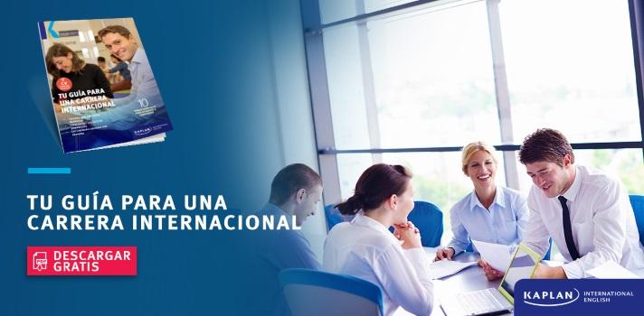 Descubre cómo prepararte para una carrera internacional.