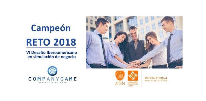 La sexta edición del Reto CompanyGame ya tiene nuevo Campeón del Reto 2018, el equipo GST de la Universidad Autónoma Metropolitana Azcapotzalco (México)
