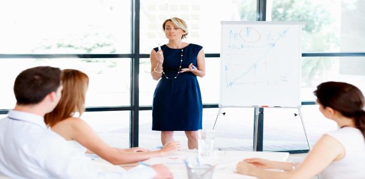 Muchas mujeres han visto en el emprendimiento la oportunidad para su pleno desarrollo profesional