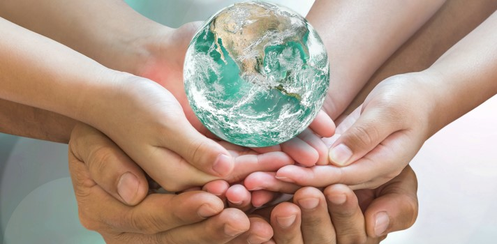 Os empreendedores sociais dedicam-se à inovação social para construir um mundo mais sustentável