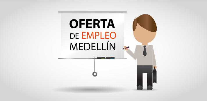 10 ofertas de empleo en Medellín que no puedes dejar pasar