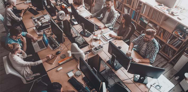 Ayuda a crear un buen clima de trabajo