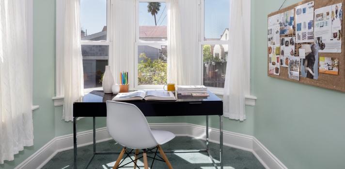 Trabajar desde casa para ser más feliz y eficiente