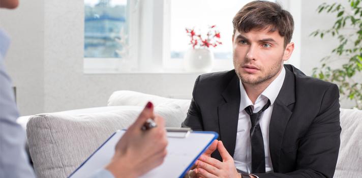 Las palabras elegidas pueden determinar el futuro de la entrevista