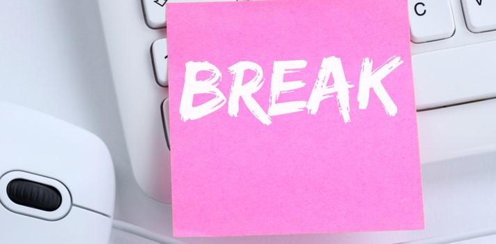 La importancia de tomar pausas activas en el trabajo