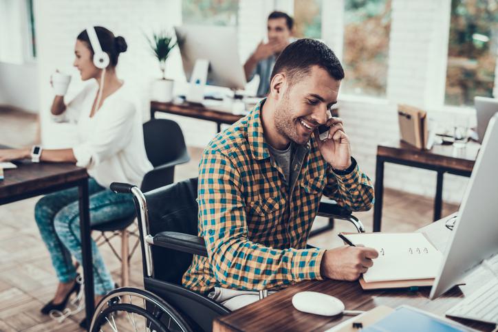 4 consejos para trabajar con personas discapacitadas