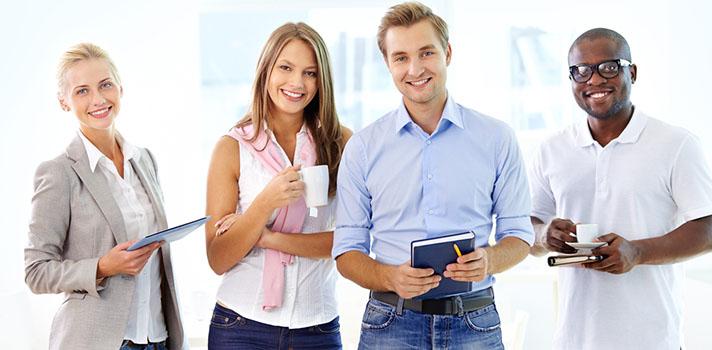 Trabajar en equipo es clave para adaptarse a las nuevas dinámicas laborales