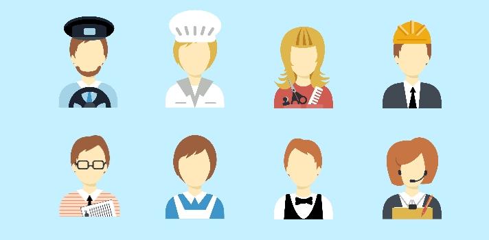 El género femenino de algunas profesiones y su uso.