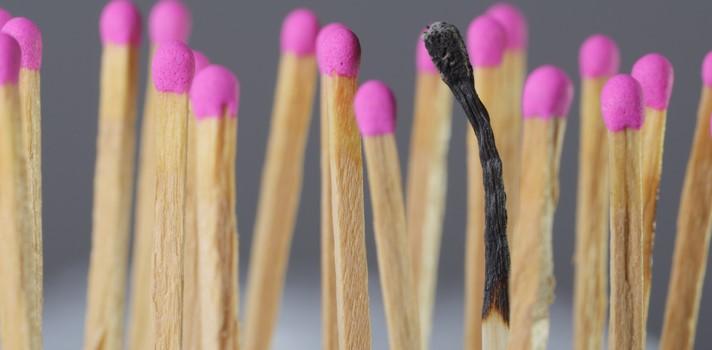 Quizás padezcas el síndrome del quemado y aun no lo sabés