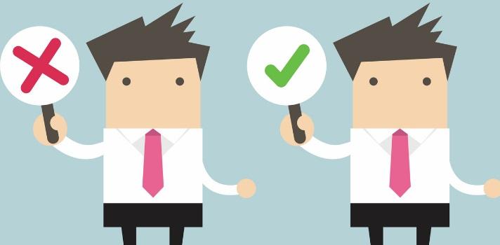 Cómo rechazar una oferta de trabajo que no te interesa