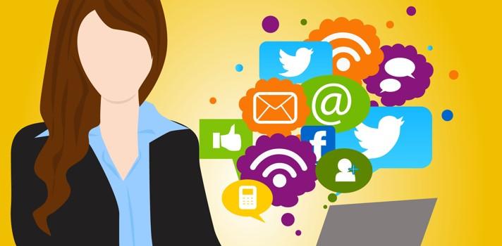 Facebook es la red más usada para buscar trabajo