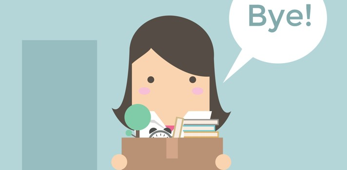 4 pasos fundamentales que debes seguir antes de renunciar al trabajo