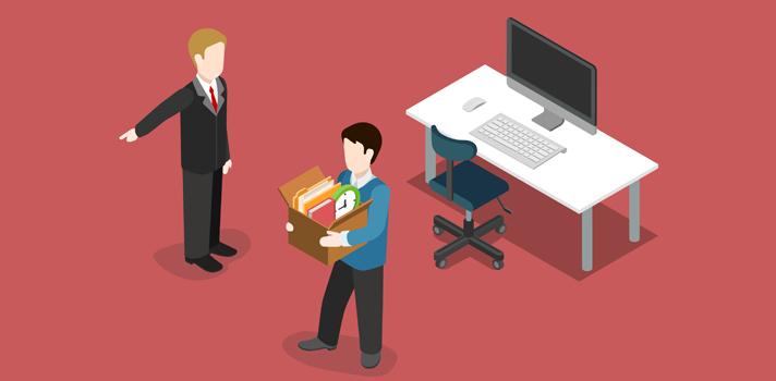 Anticiparte al despido puede ayudarte a sobrellevarlo