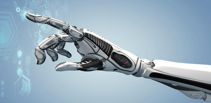 A previsão é que os robots não irão substituir por completo a força humana