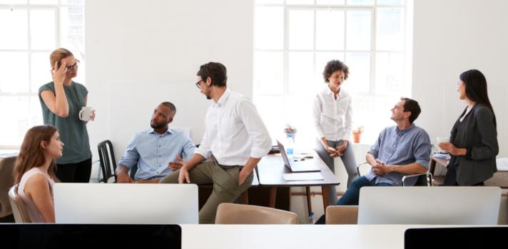 Tener buena relación con tus compañeros de trabajo mejora la productividad