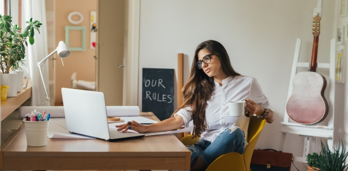 10 trucos para trabajar desde casa sin bajar la productividad