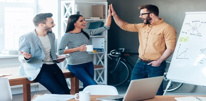 Debe primar tu capacidad para trabajar en equipo y tratar a todos tus compañeros por igual