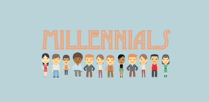 Los millennials representará el 35% de la fuerza de trabajo en 2020