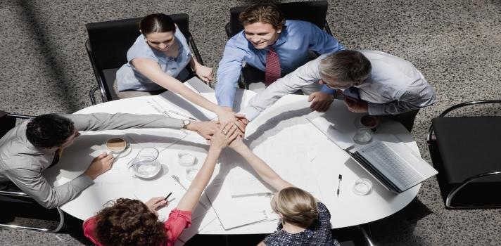 Confía en la implicación de tu equipo a la hora de tener que afrontar problemas laborales