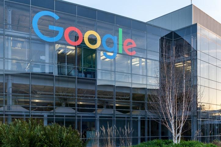 O Google emprega mais de 85.000 pessoas de acordo com dados de 2018.