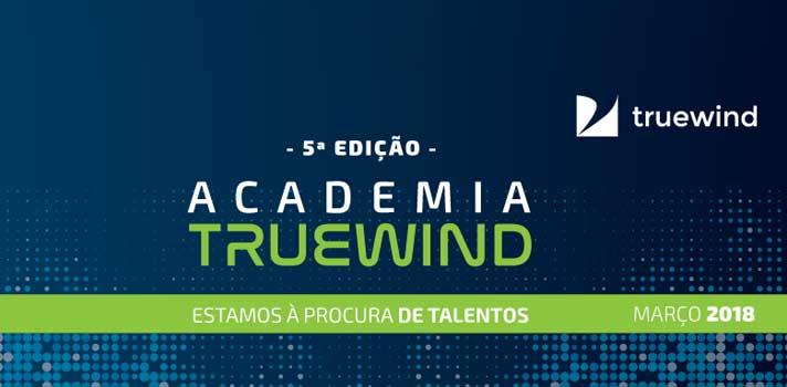Academia Truewind está a captar talento jovem para as Tecnologias de Informação