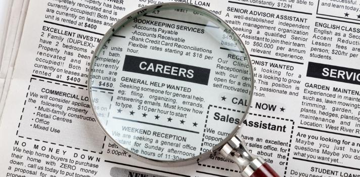 Para buscar empleo ya no es necesario recurrir a los periódicos