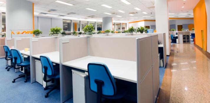 Las oficinas no son el único espacio en el que se puede trabajar