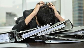 Como não se sentir sobrecarregado no trabalho